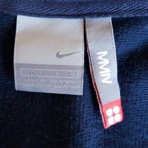 Nike Tops - Nike cropped hoodie